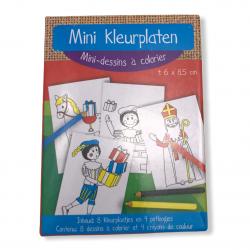 Mini carduri pentru colorat...