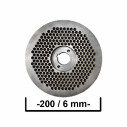 Matrita 200/6 mm Ø