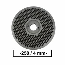 Matrita 250/4 mm Ø