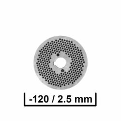 Matrita 120/2,5 mm Ø