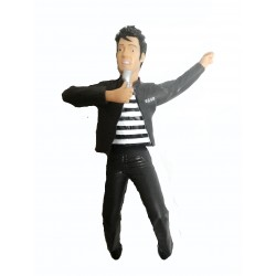 Figurina Elvis Presley...