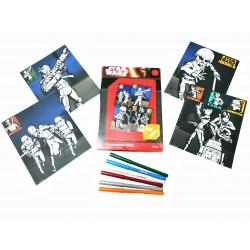 Set de colorat StarWars /...